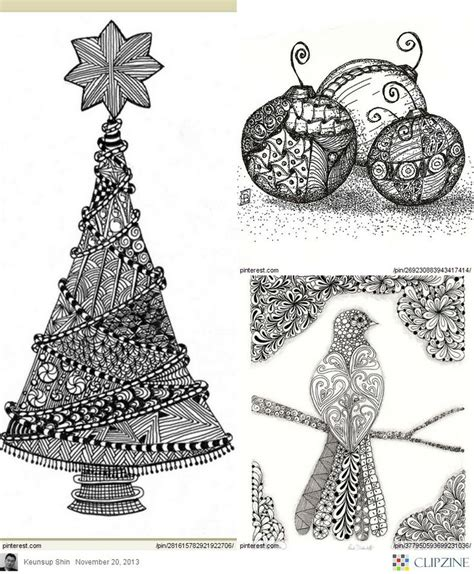 christmas zentangle pattern search results for template for christmas ornaments