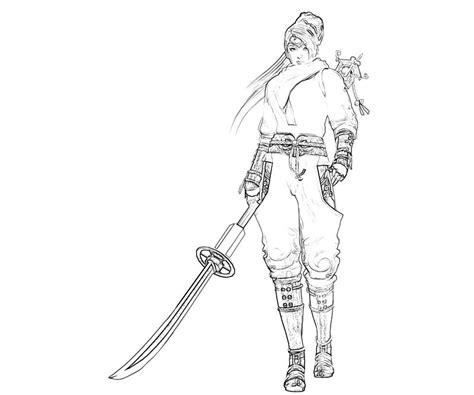 samurai ninja coloring pages ninja samurai coloring pages