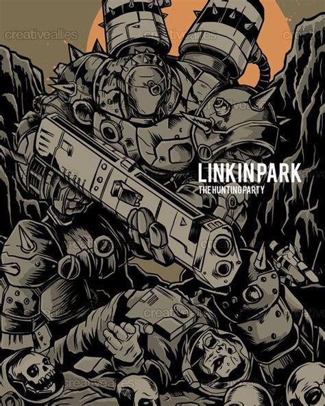 Kaos Linkin Park Kaos Musik 5 image gallery linkin park 541
