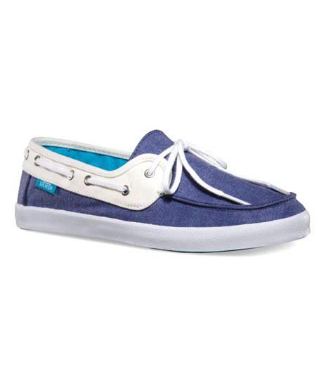vans shoes comfortable vans womens chauffette comfort boat shoes ebay