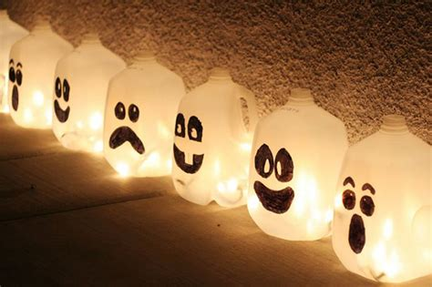scary crafts recycling craft ideas earthfirst is your green