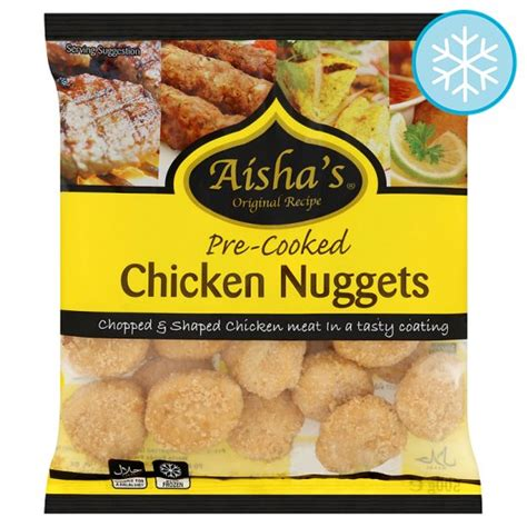 Chicken Nugget 500g aishas value chicken nuggets 500g tesco groceries