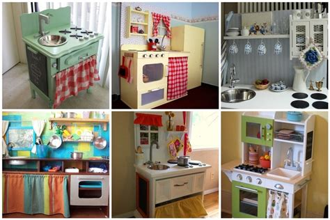 homemade play kitchen ideas 17 best images about kids pretend play ideas on pinterest