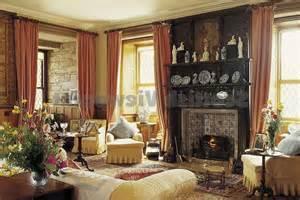 interior  glamis castle