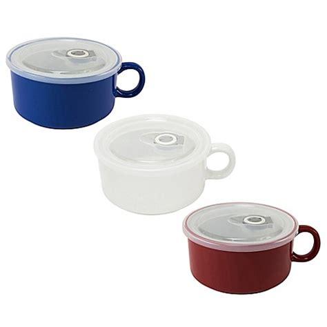 bed bath beyond boston boston warehouse soup mug with vented lid bed bath beyond