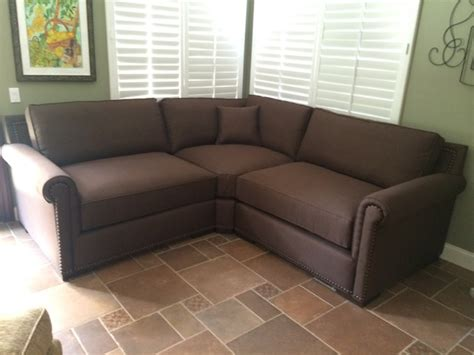 Sectional Sofa For Small Living Room by Small Spaces Sofa Or Sectional Solutions For Small