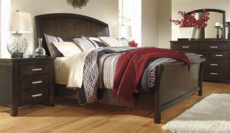 buy ashley furniture bedroom sets buy ashley furniture lanquist sleigh bedroom set