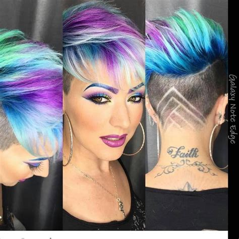 best short haircuts in boston 22997 best tattoos and wild color hair images on pinterest