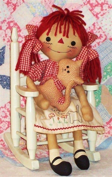 rag doll patterns rag doll pattern cloth doll pattern raggedy doll