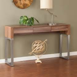 Console Table Wood Console Moderne 50 Id 233 Es De Meubles Et Conseils D 233 Co