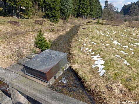 wandlen schwarz winter hiking in sauerland