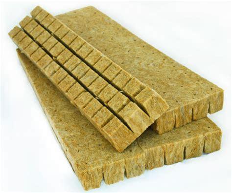 Rockwool Hidroponik Cultilene 1 3 Slab cultilene rockwool 1 5 x 1 5 x 1 5 cultilene rockwool starter sheets
