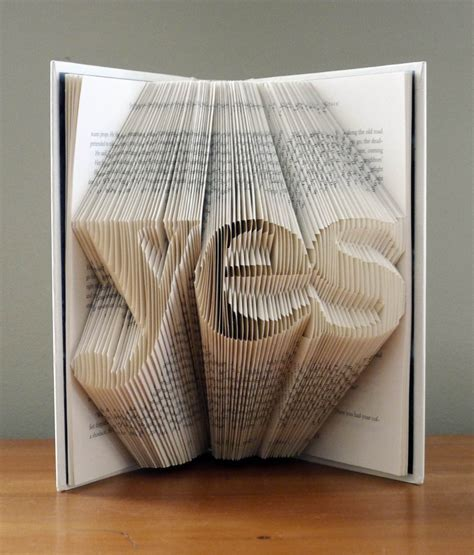 Folded Paper Books - folded book art11 fubiz media