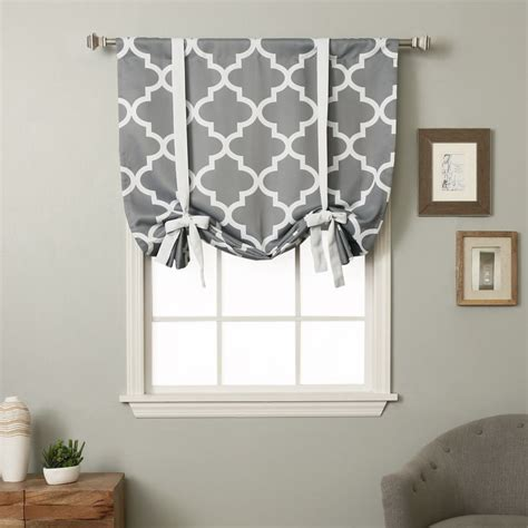 Small Door Window Curtains Best 25 Tie Up Curtains Ideas On Pinterest Kitchen Valances Kitchen Curtains And Kitchen
