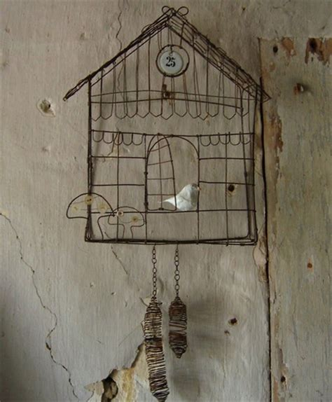 wire home decor home decor wire diy projects the cottage