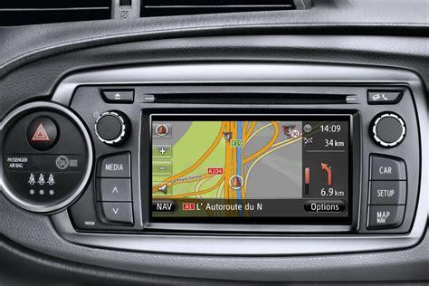 Toyota Navigation Toyota Yaris Navigation System