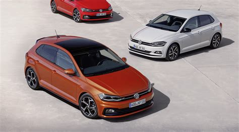 volkswagen polo 2017 news 2017 volkswagen polo revealed edges closer to golf