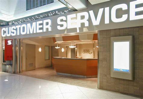 Rideau Service rideau centre customer service ottawa tim davis design inc