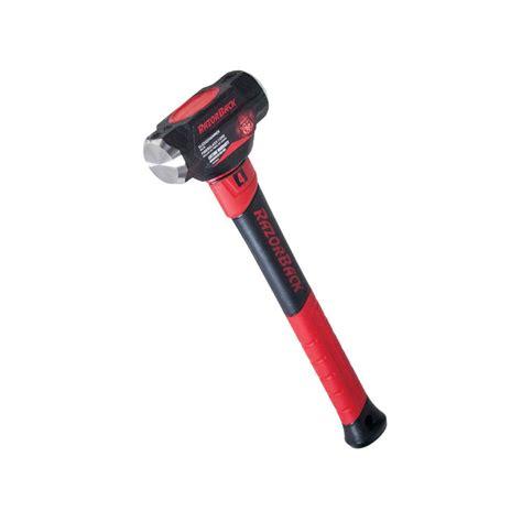 Sledge Door Knobs by Razor Back 4 Lb Sledge Hammer With 15 In Fiberglass