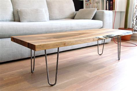 walnut coffee table legs furniture coffee table legs metal designs ideas hairpin