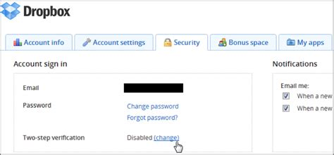 dropbox sign in dropbox security lessons how to protect your account
