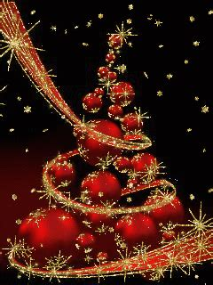 merry christmas happy  year nails pinterest merry gifs  christmas tree