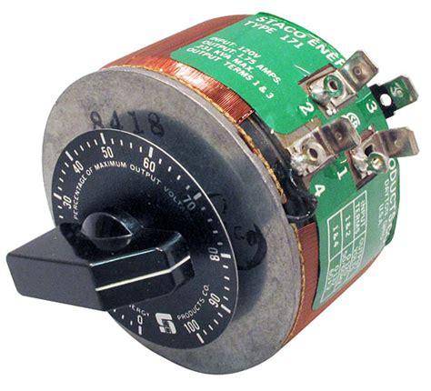 variac variable inductor variacs 1 75 to 6