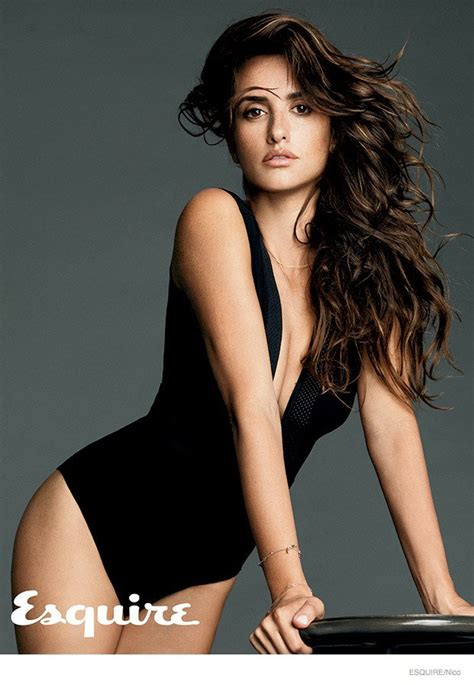 Named Sexiest by Penelope Has Been Named Esquire S Sexiest Alive