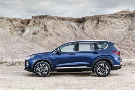 2018 Hyundai Santa by All New 2019 Hyundai Santa Fe Matures Gets Diesel Engine