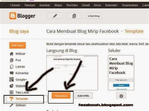 cara membuat blog menarik cara mudah membuat blog keren di blogspot