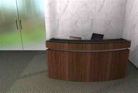 Impressive Custom Reception Desk Modern For Sale Inside Modern Reception Desks For Sale