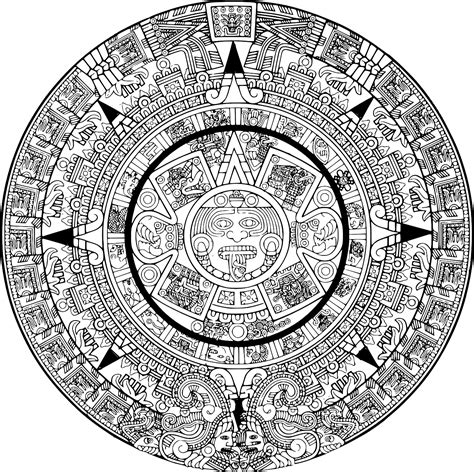 how to make a mayan calendar for how to make a mayan temple model family makes