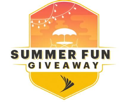 Fun Summer Giveaways - sprint summer fun giveaway
