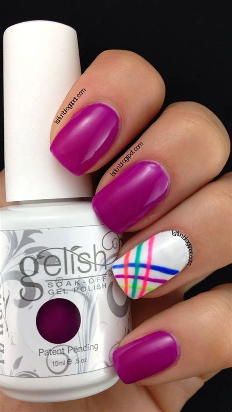 easy nail art with gelish 17 best images about booptiful gelish nails on pinterest