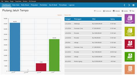 Software Sistem Program Akuntansi Pembukuan Sederhana zahir small business accounting software akuntansi