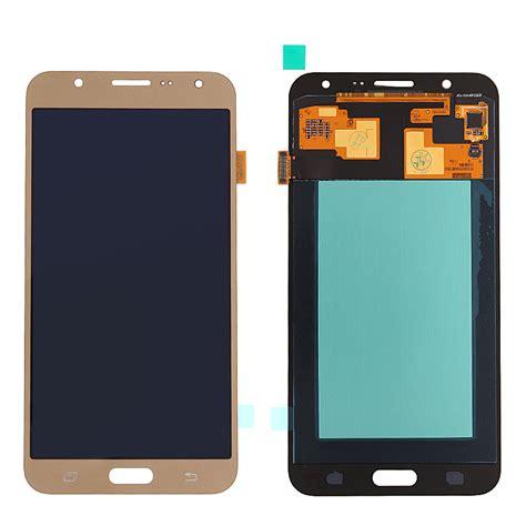 Lcd E7 Samsung lcd pantalla para samsung j7 dorado gtil
