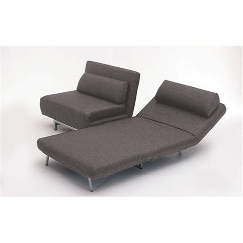 Mobital Iso Double Sofa Bed With 2 Single Swivel Chairs In Single Sofa Sleeper Chair