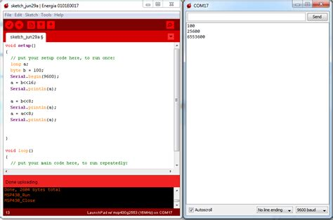Msp Jump Hello bitshift problem energia msp 43oh