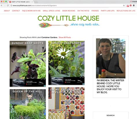 cozy little house blog a new blog header on cozy little house mandy art market