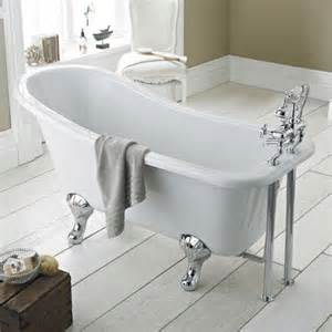 kensington 1500 luxury slipper freestanding bath with