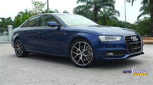 Audi A4 Bbs Rims Audi A4 With The Bbs Sr Wheels Autofuture