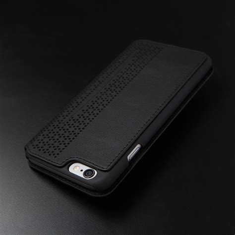 Bmw Iphone All Hp perforated leather booktype iphone 6 bmw touch of modern