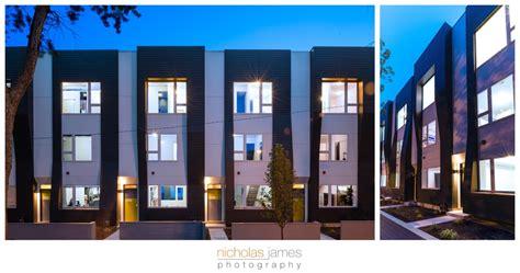 Open Floor Plans Houses flexhouse2 logan square modern row homes nicholas