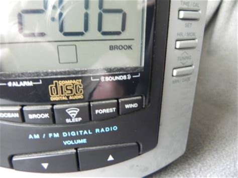 timex indiglo am fm cd stereo digital dual alarm clock radio model t600b exc ebay