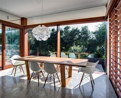 dining table lighting contemporary home in sydney