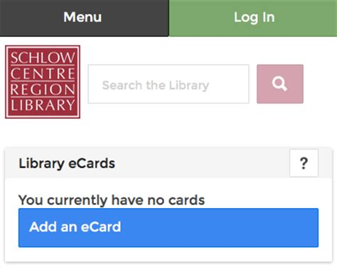 Apple Store Gift Card Pin Number - use the quot my library card quot app schlow centre region library