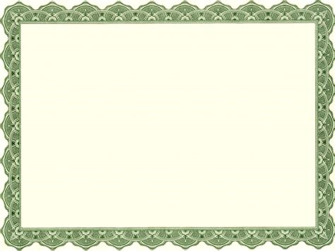 border certificate template certificate borders for word pictures to pin on