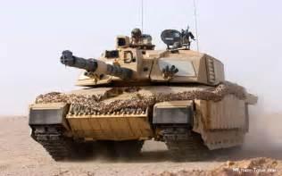 Matv Interior Challenger 2 Main Battle Tank Military Today Com