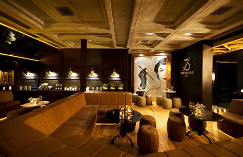 interior design news 3rd avenue bar by einstein associates