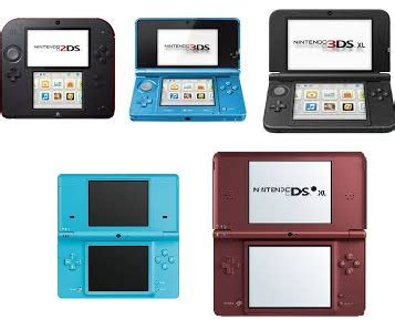 nintendo ds line up how to make for the 3ds and dsi family 2